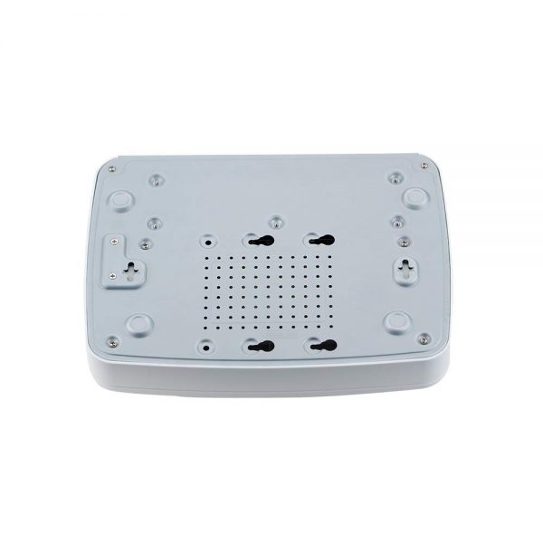 Original English NVR4108-8P-4KS2 DVR CCTV 8CH NVR with 8 poe Ports Smart 1U NVR 4k h265 Network NVR