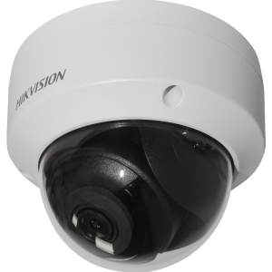 Hikvision 8 MP Network Dome Camera 4mm fixed lens H.265+ English Version Home Security Vandal-resistant Surveillance Camera DS-2CD2185FWD-IS