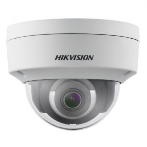 Hikvision 4mp Network Dome IP Camera H.265 Poe Ip67 SD Card Slot WDR 30m IR 3-axis DS-2CD2143G0-I