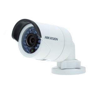 Hikvision DS-2CD2045FWD-I 2.8MM 4 Megapixel Day Night IR Fixed Bullet Network Camera, 2.8mm Lens